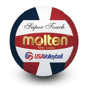 Molten USAV Official Super Touch Volleyball Size 5