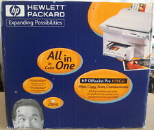 HP Officejet Pro 1175Cxi All-in-One Inkjet Color Printer Print Copy Scan Fax