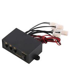 6 Ways LED Strobe Flash Light Lamp Emergency Flashing Controller Box 12V  WA