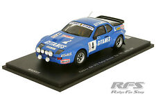 Porsche 924 GTS-Rally Boucles de Spa 1982-jacky ickx - 1:43 Spark mad005