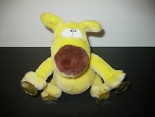 """Mother Goose & Grimm 10"""" Grimm Plush with suction cups"""