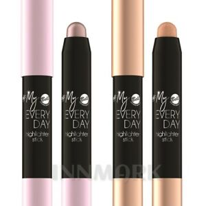 Bell My Every Day Highlighter Stick Creamy Pearlescent Pigments 2 Shades Sealed