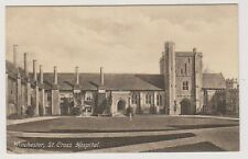 Hampshire postcard - Winchester, St Cross Hospital