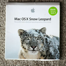 Apple Mac OS X 10.6 Snow Leopard Individual - Full Version for