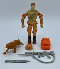 G.I. Joe SPEARHEAD & MAX Complete with Accessories (V1) 1988 Hasbro Good Joints