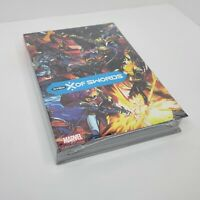 X Of Swords X-Men Hardcover New Sealed DM Variant Graphic Novel Omnibus Marvel