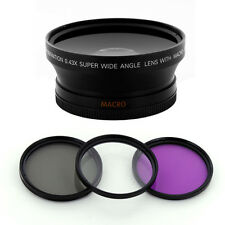 Wide 0.43x Fisheye Lens 67mm Filter for Nikon AF-S VR NIKKOR 70-300mm f/4.5-5.6G