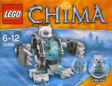 NEW LEGO 2x MINI CHIMA POLYBAG SET LOT Sealed 30256 30265 minifigs