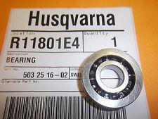 New Husqvarna Crankshaft Ball Bearing Fits 455 460 461 503251602 Oem