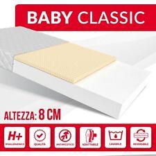 Materasso BABY CLASSIC in Schiuma di Poliuretano e Lattice + CONSEGNA GRATUITA