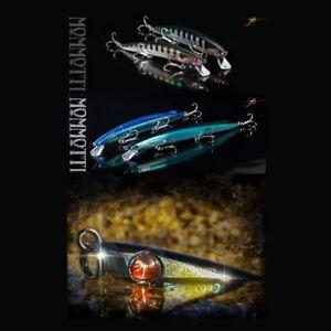 SEASPIN ''MOMMOTTI 190'' Spinning Lure Fishing Seabass Barracuda Italian Sinking