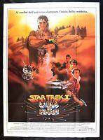 Manifesto Star Trek II 67.6oz' Ira By Khan The Wrath Of Khan Nicholas Meyer M274