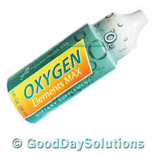 Oxygen Elements Max energy booster detox Global Health Trax free US shipping