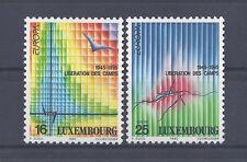 Cept 1995 ** 1368-9 Luxemburg Satz Postfrisch siehe scan