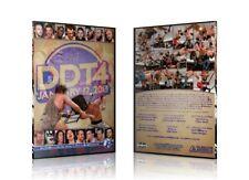 Pro Wrestling Guerrilla: Ddt4 2013 Dvd, Pwg, El Generico Kevin Steen Briscoes