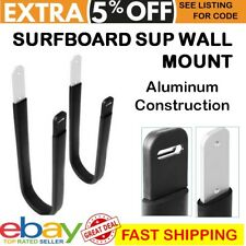 Surfboard SUP Wall Mount Rack Holder Durable Water Surf Sport Storage Aluminium