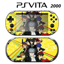 Vinyl Decal Skin Sticker for Sony PS Vita Slim 2000 Personal G4 P4G