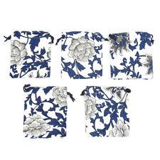 Wedding Jewelry Bag Chinese Style Linen Pendant Drawstring Pocket Folk-Custom AA
