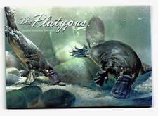 2012 THE PLATYPUS A NATURAL MYSTERY FOLD OUT BOOKLET - A SHERWOOD PRODUCTION