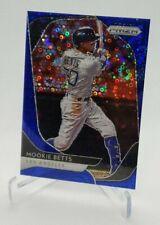 💥 2020 Panini Prizm Mookie Betts BLUE DONUT CIRCLES PRIZM /199 Dodgers #117 💥