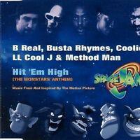 B Real, Busta Rhymes, Coolio, LL Cool J & Method Man Hit 'em high (t.. [Maxi-CD]