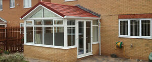 The Guardian warm Roof Replacement System 25000mm(L) x 4250mm(W) LEAN TO