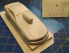 Straightlines SL63X Mustang PS/PM w/ scoop Styrene Drag body1/24  Mid-America