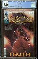 Naomi #2 CGC 9.6 White Pages 2042653001