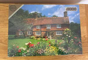 FALCON 3682 - 3000 piece jigsaw - majestic Cottage Garden