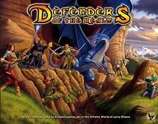 Defenders of the Realm: Realm in Flames & Darkness Spreads