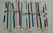 Wholesale Joblot Bracelet ,Bangle,Friendship,Charm Bracelet Boys,Girls 12pc
