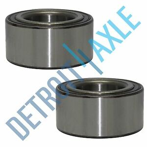 Detroit Axle RSX Front Wheel Bearings Assembly for Acura CL Prelude Element Civic TL//Honda Accord S2000 Pair CR-V 2 See Fitment