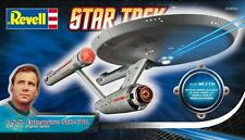 2011 revell of germany 04880 Scale 1:600 Star Trek Enterprise 1701 Model Kit new