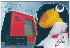 Futera Red Dwarf Smeg Chase Card SG3