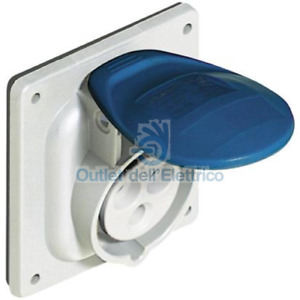 Bticino Socket Fixed Built – IN IP44 16A 2P+T 220V Cpf216/42