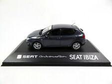 Seat Ibiza color azul Nayara 1:43 IXO Fischer diecast