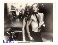 Dom De Natale barechested, Marya Small VINTAGE Photo Wild Party