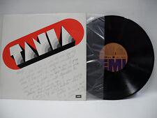 Tania Self Titled Vinyl LP (Hong Kong/Singapore/Malaysia press) Rare 1980 Press
