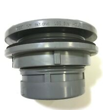 "Spears 4"" Bulkhead Tank Adapter CPVC"