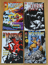 Marvel | WOLVERINE | 1. Serie | Nr. 16, 18, 19, 20 | Comics | Z1-2 | PB1093