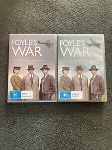 Foyle's War : Series 2 (DVD, 2007, 4-Disc Set) R4