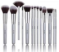 Morphe-style Professional Cosmetic Makeup Brush Set Eyeshadow Foundation Brushes