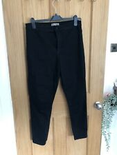 Primark Black High Waisted Jeans Size 16