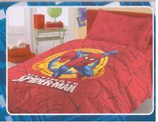 Copriletto Spiderman Marvel Letto Singolo In Piquet Avengers By Novia Offerta