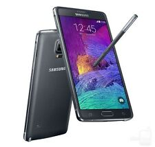 Samsung Galaxy Note 4 DUAL SIM +16 MP+ 3 GB RAM + 16 GB ROM+ BLACK+ 4G LTE+JIO