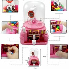 Candy Crane Grabber Gumball Candies Machine Game Toy