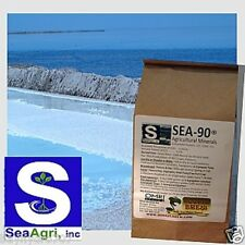 2LB SEA-90 Organic Mineral & Trace Element Garden Crop Fertilizer Foliar Spray