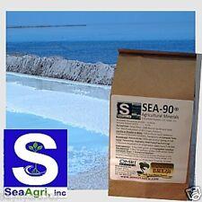 4LB SEA-90 Organic Mineral & Trace Element Garden Crop Fertilizer Foliar Spray