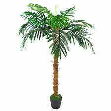 130cm Artificial Princess Palm Tree Natural Trunk LEAF-7258