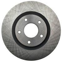 Disc Brake Rotor-Non-Coated Front ACDelco Advantage 18A2446A